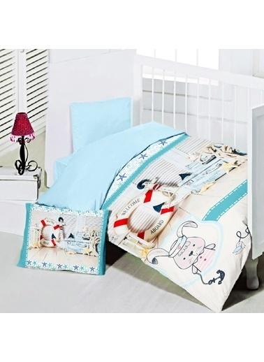 Maxstyle Love Sea Bebek Nevresim Takımı Renkli